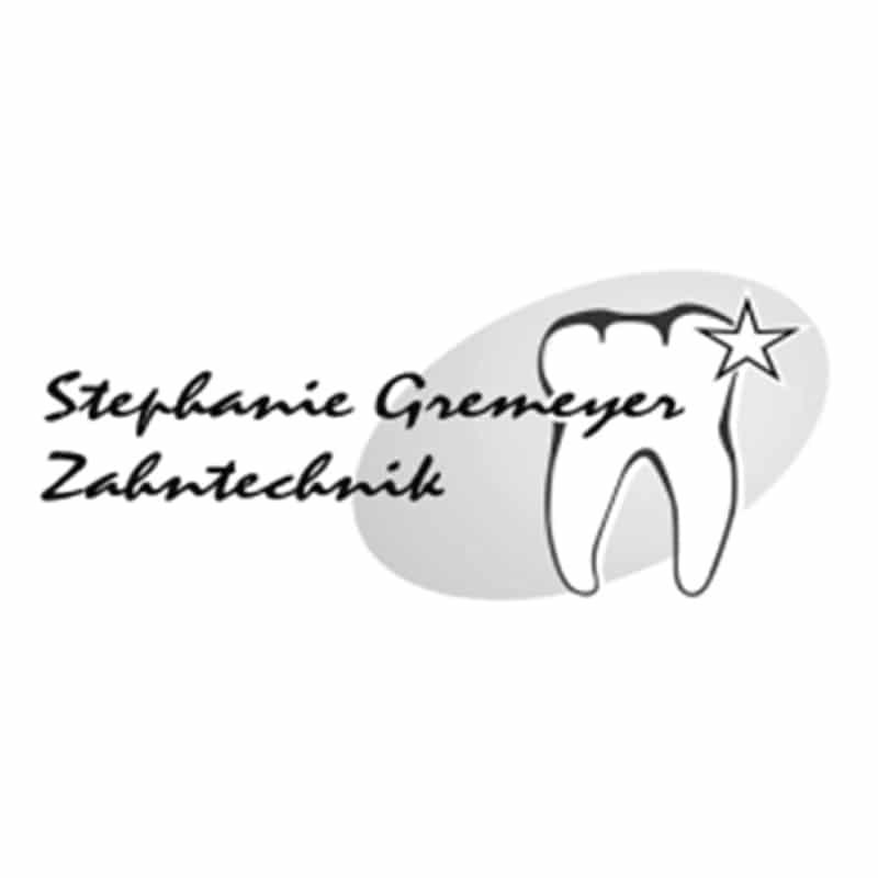 Vorlage einer Vektorgrafik von einem Zahn mit Stern