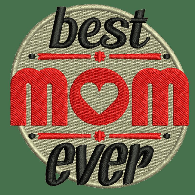 Stickdatei von Best Mom Ever