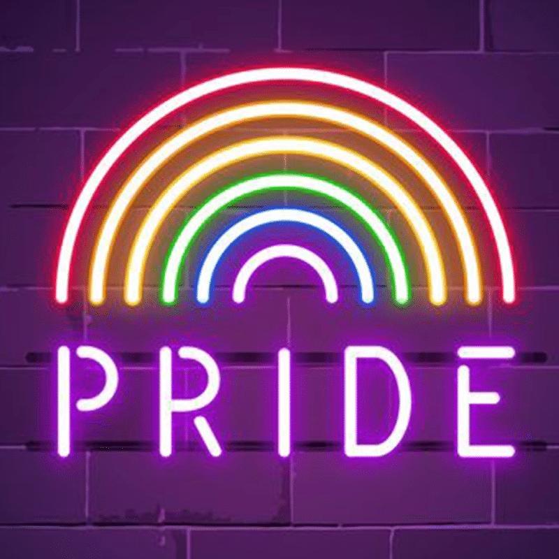 Vorlage für Stickdatei von Pride Month