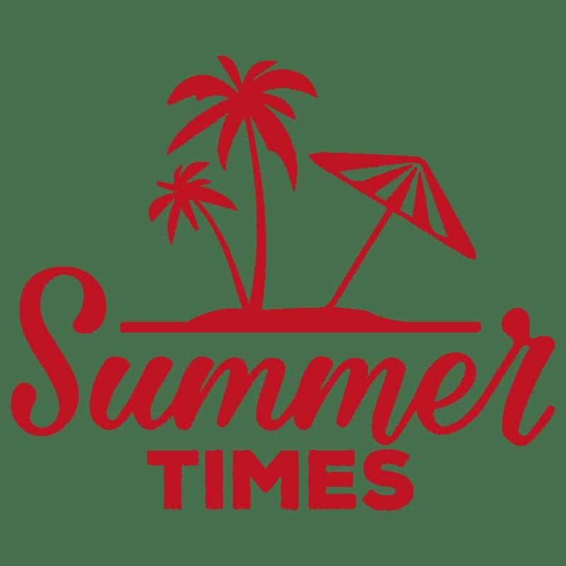Vorlage für Stickdatei von Summer Times
