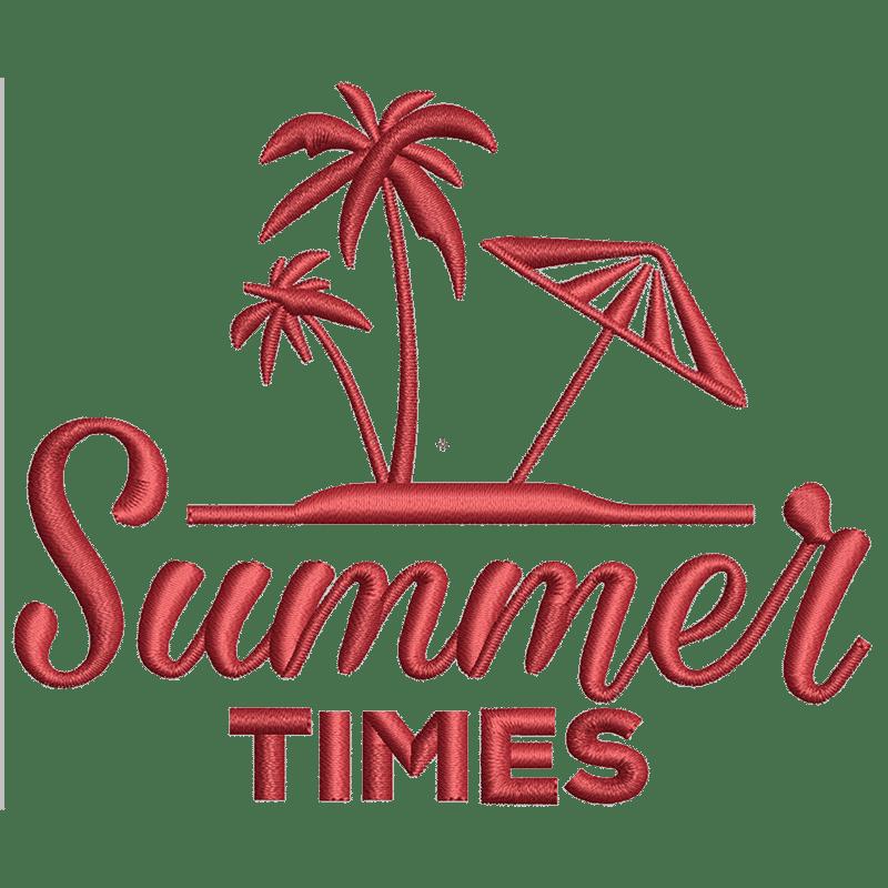 Stickdatei von Summer Times
