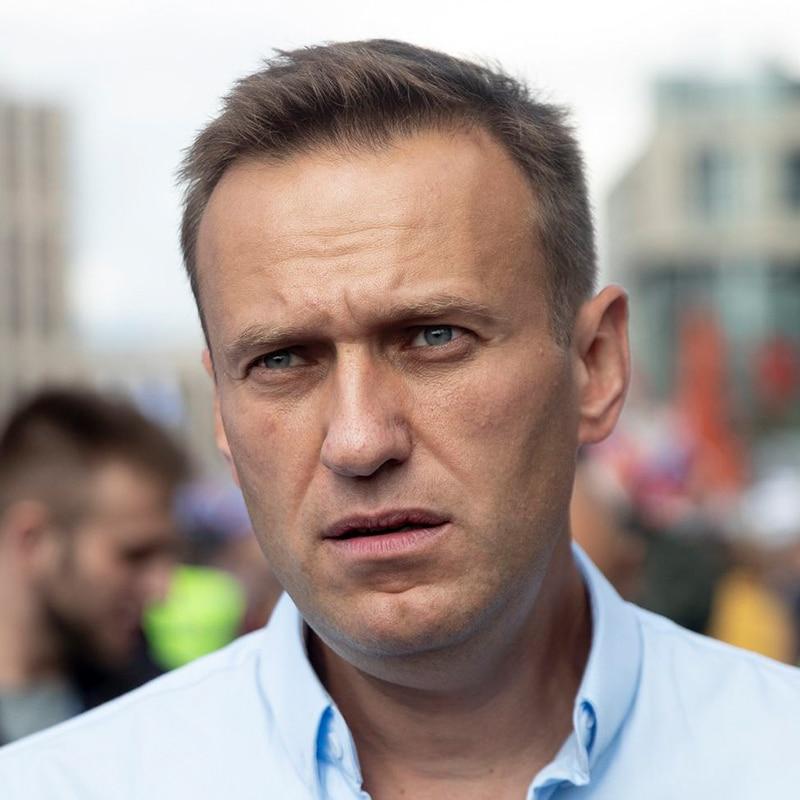Vorlage für Vektorgrafik von Alexei Nawalny