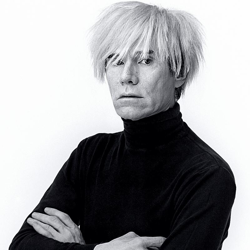 Vorlage für Vektorgrafik von Andy Warhol